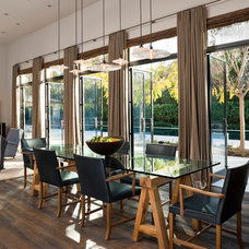 Contemporary Dining Room by Butler Armsden Architects