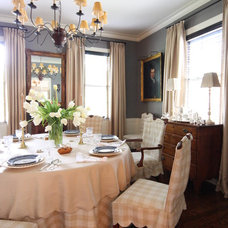 Traditional Dining Room by Bradley E Heppner Architecture, LLC