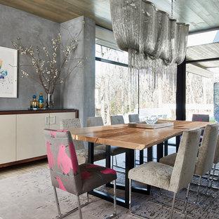 Attirant 75 Beautiful Large Dining Room Pictures U0026 Ideas | Houzz