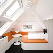 Asian  attic