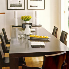 Modern Dining Room by Audrey Matlock Architects