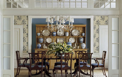 Dining Rooms Making Room For Family: 10 Tips For Maximizing Table Space  This Thanksgiving