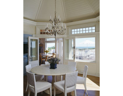 Traditional Dining Room by Austin Patterson Disston Architects