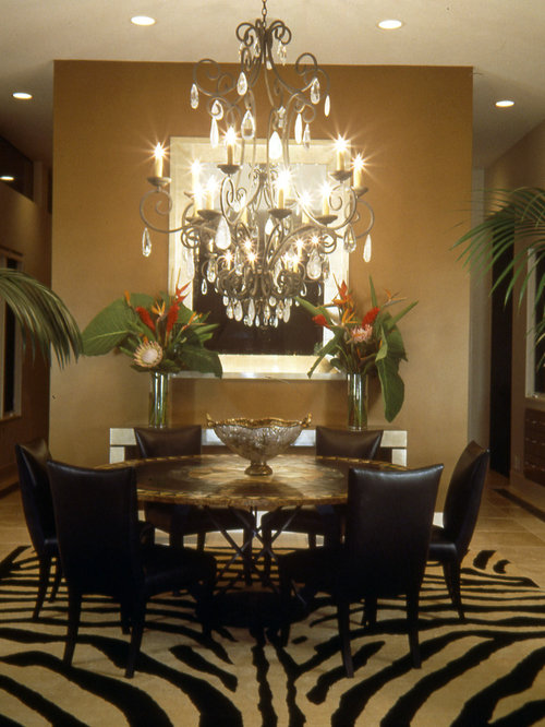 Eclectic dining room design ideas renovations photos for Eclectic dining room design ideas