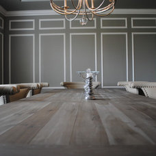 Traditional Dining Room by Prestige Mouldings & Construction, Inc.