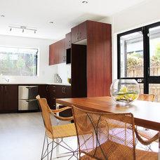 Contemporary Dining Room by CJ Corporation Ltd