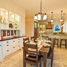 Craftsman Dining Room by Natalie DiSalvo