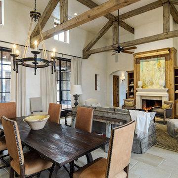 Award winning Lake Travis residence