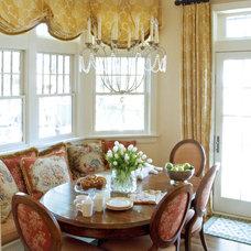 Traditional Dining Room by Gardner/Fox Associates, Inc