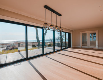 Awesome Modern Beach House Interior and Exterior painting