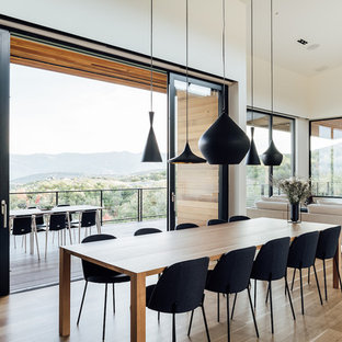 75 Beautiful Modern Dining Room Pictures Amp Ideas Houzz