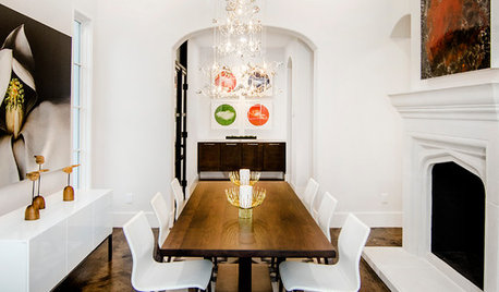 New This Week: Proof the Formal Dining Room Isn't Dead