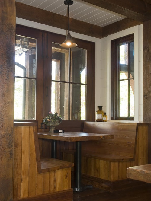 Kitchen Booth Houzz