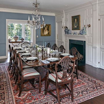 Back Country Pre-War Colonial Renovation