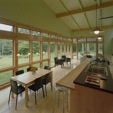 Bahkita Ridge Dining Room