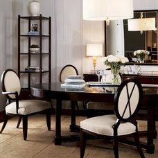 contemporary dining room by Sheffield Furniture & Interiors