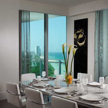 Bal Harbour dining room