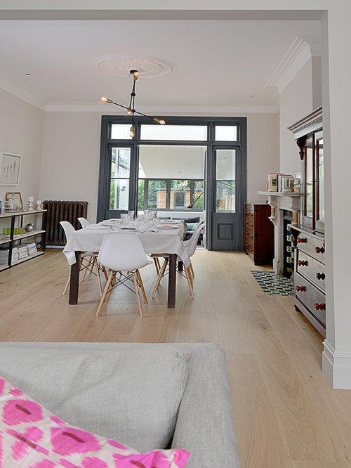 Contemporary Dining Room Design Ideas, Remodels & Photos ...