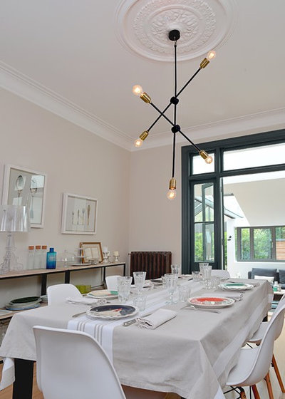 Country Dining Room by Into interior design