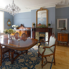 Traditional Dining Room by Optimise Design