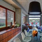 Rbc Bletchley Loft Dining Amp Kitchen Contemporary