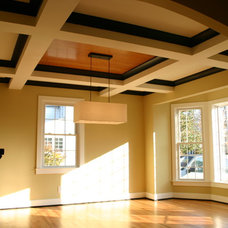 Traditional Dining Room by Charleene's Houses, LLC
