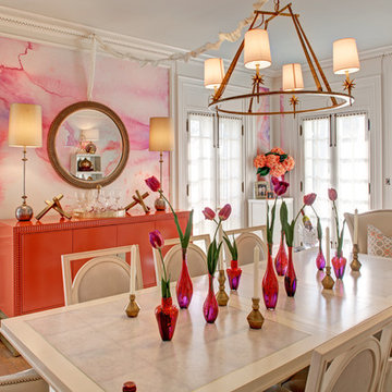 Baltimore Symphony Associates Decorators' Show House, 2015 -Dining Room