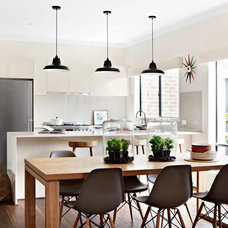 Contemporary Dining Room by Arkee Creative