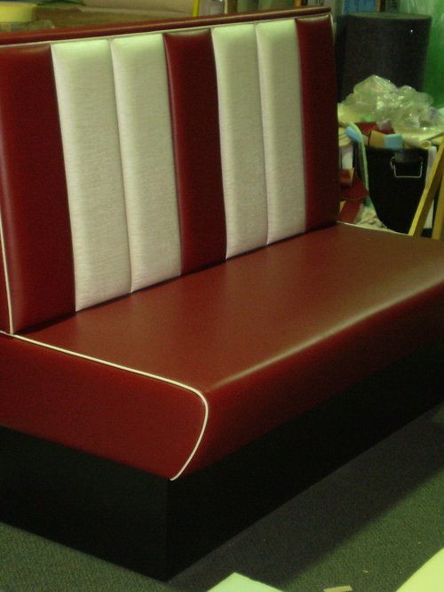 Restaurant Cafe And Dining Room Banquette Booth Seats