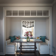 Eclectic Dining Room by Andrea May Hunter/Gatherer