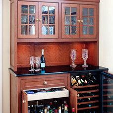 Traditional Dining Room by Platt Builders