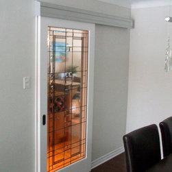 Barn Door Style - C-411, C-412 & C-413 Series