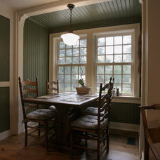 Traditional Dining Room by Michael Piccirillo Architecture PLLC