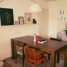 Modern Dining Room Bart-Jan's House