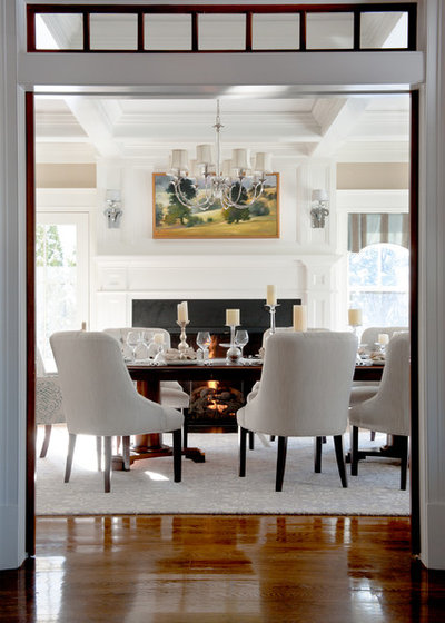 Traditional Dining Room by Refined Renovations - The Style Refinery