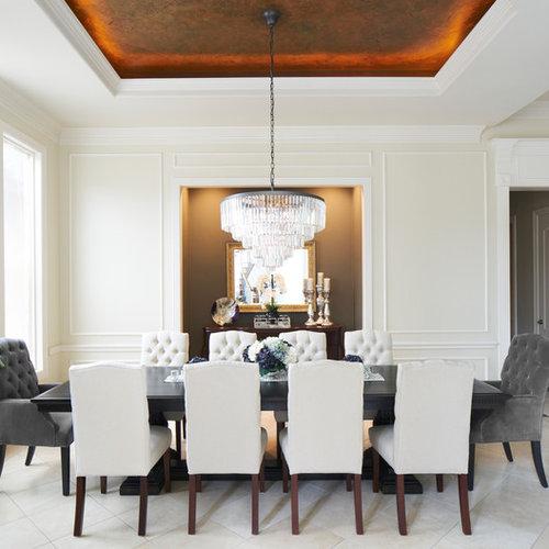Dining Room Ideas Houzz: Mediterranean Dining Room Design Ideas, Remodels & Photos