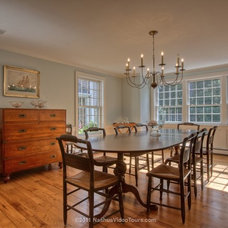 Traditional Dining Room by JB Robbie Builders Inc.