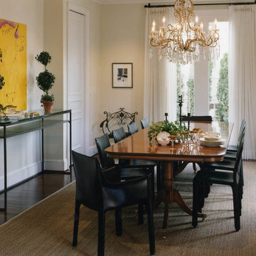 Bates Modern Manor - Eclectic Dining Room