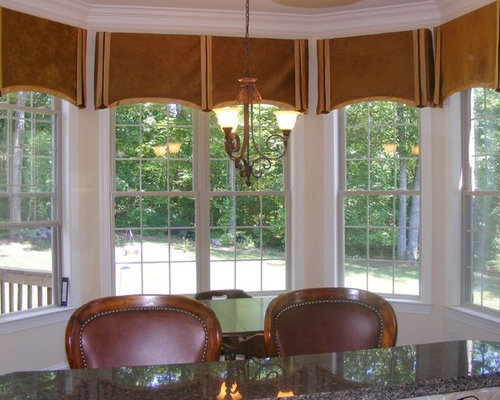 Valance Design Ideas 6 fun funky window valances Bay Window Valance Design Ideas Remodel Pictures Houzz