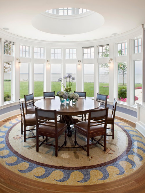 Round room ideas pictures remodel and decor - Circular living room design ...