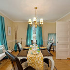 Dining Rm Traditional Dining Room San Francisco By