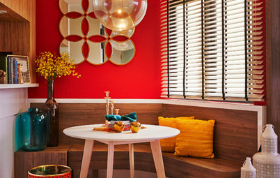 How to Stylishly Decorate With Red and Gold for Chinese New Year