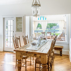 Traditional Dining Room by Beach Chic Design