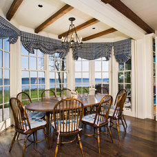 Beach Style Dining Room by Dennis Paige Real Estate