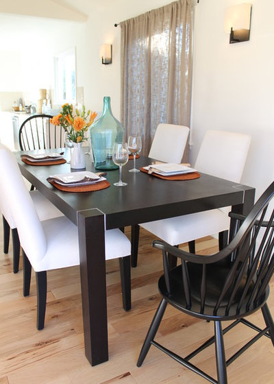 Ecléctico Comedor by Madison Modern Home
