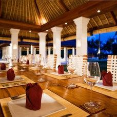Asian Dining Room by PT Cempaka Interior