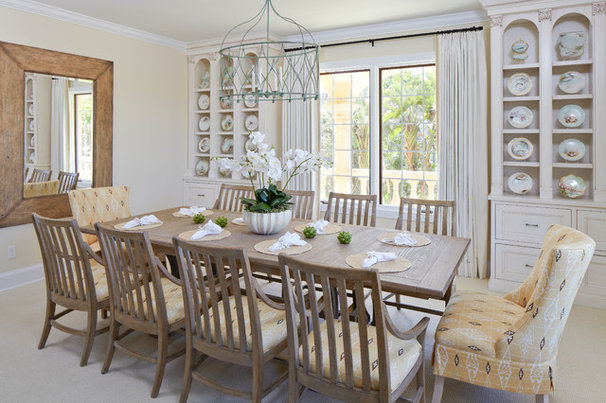 Traditional Dining Room by Page 2 Design