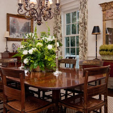 Traditional Dining Room by Allen Patterson Residential