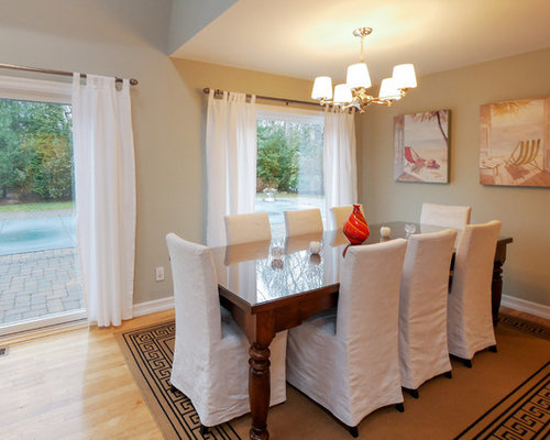 Beautiful Dining Rooms With New Windows From Renewal By