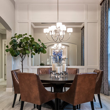 """Beauty In Fort Myers: The """"Boretto"""" Model Home Design"""